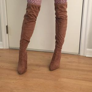 8559e4d3d58 Steve Madden Shoes - Steve Madden Rational Over the Knee boots